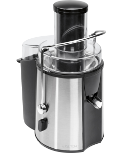 Clatronic Professional automatic juicer AE 3532 stainless steel/black