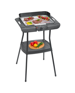 Clatronic Barbecue standing grill BQS 3508 black