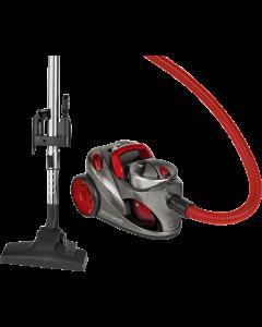 Clatronic Floor vacuum cleaner BS 1294 N red