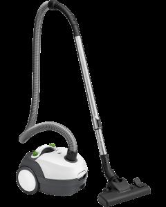 Clatronic Floor vacuum cleaner BS 1300 N white/grey