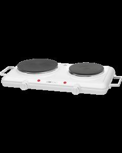 Clatronic Double hotplate DKP 3583 white