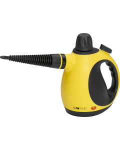 Clatronic Steam cleaner DR 3653 yellow/black