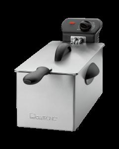 Clatronic Stainless steel deep fryer FR 3586 stainless steel/black
