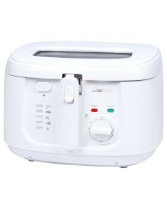 Clatronic deep fat fryer FR 3771 white