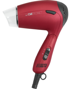 Clatronic Hair dryer HTD 3429 red