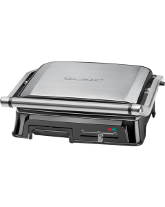 Clatronic Contact grill KG 3571 stainless steel/black