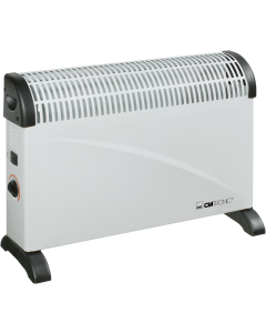 Clatronic Convector Heater KH 3077 N white