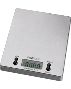 Clatronic Kitchen scales KW 3367 stainless steel