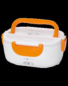 Clatronic electric lunchbox LB 3719 white/orange