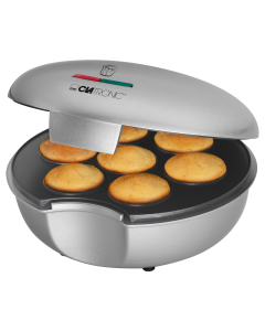 Clatronic Muffin maker MM 3496 silver