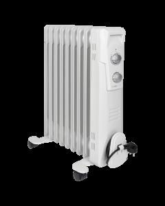 Clatronic Oil radiatorRA 3736 white
