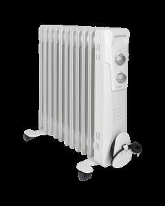Clatronic Oil radiatorRA 3737 white