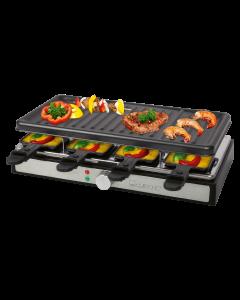 Clatronic Raclette grill RG 3757 black