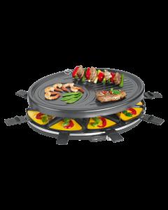 Clatronic Raclette grill RG 3776 black