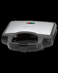 Clatronic Sandwich toaster ST 3628 black/stainless steel